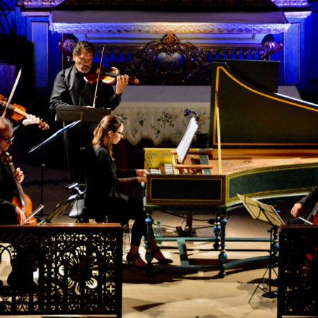 Le Théâtre baroque vénitien