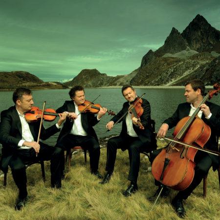 Quatuor Debussy / Karine Deshayes