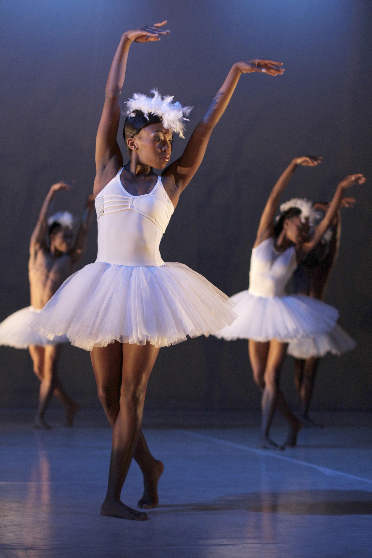Swan Lakeby Dada Masilo.The Dance Factory, Newtown, Johannesburg06Sep2012Photograph:John Hogg