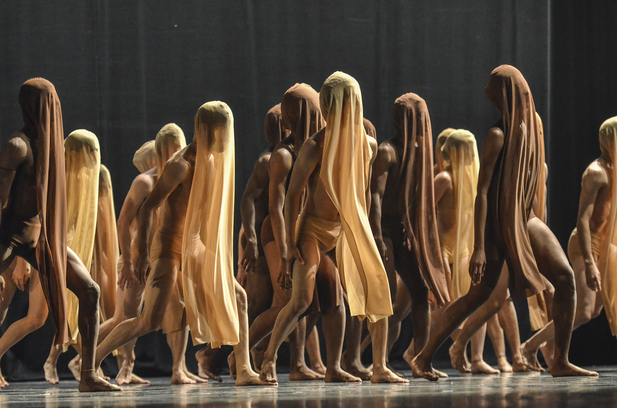 Danza Contempoárea de Cuba en CONSAGRACIÓN, Gran TEatro de La Habana Alicia Alonso, Mayo 2018