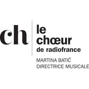 Logo Le Choeur De Radiofrance Black