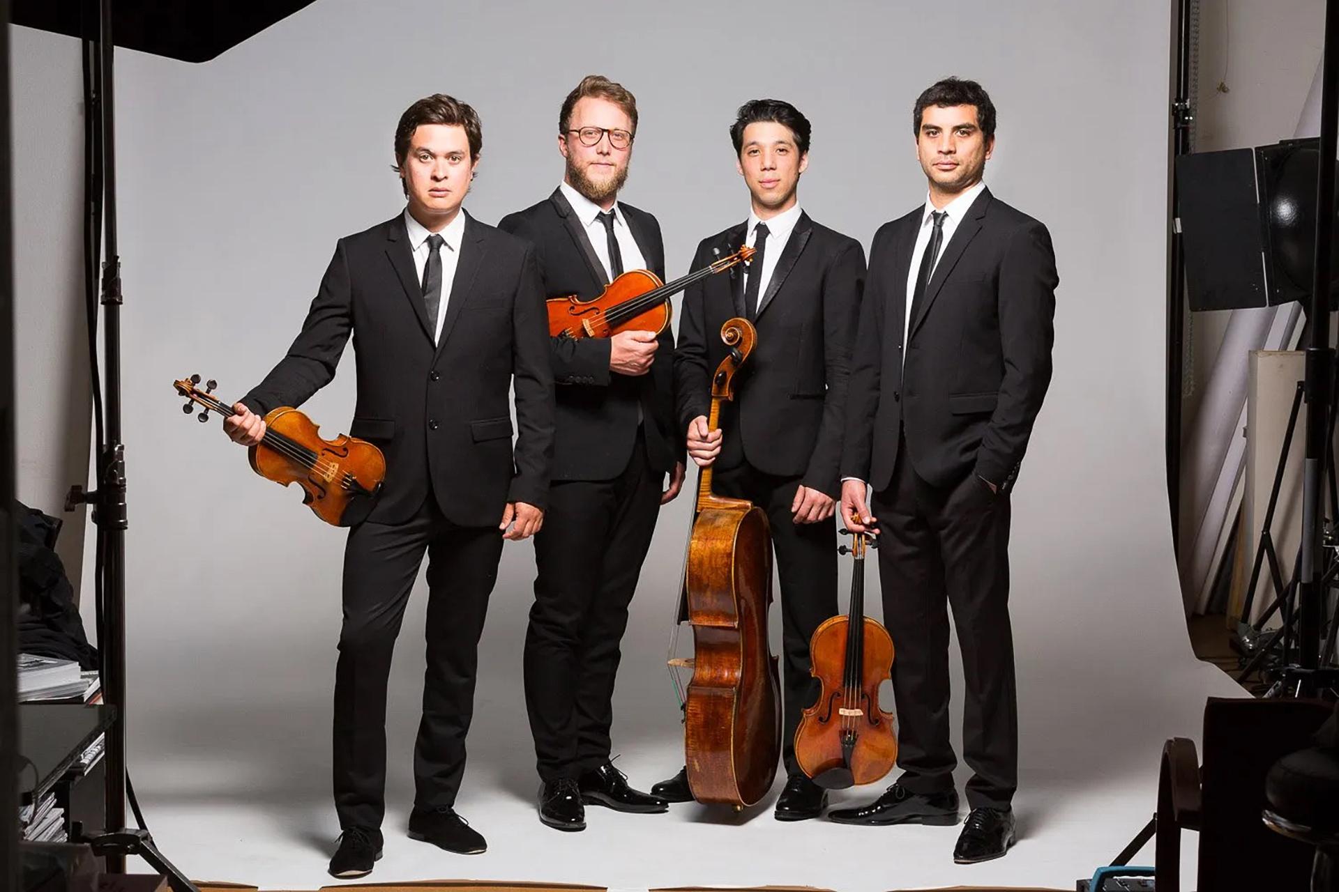 Quatuor Van Kuijk1